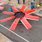 Balanceamento dinâmico de hélice