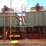 Manutenção corretiva de torres de resfriamento