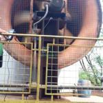 Balanceamento de ventiladores industriais